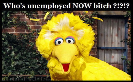 big-bird-unemployed-now