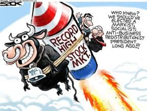 Stock-Market-Rocket